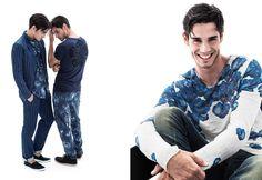 Armani Jeans Men Collection Spring Summer 2015  Armani Jeans Colección Hombre Primavera Verano 2015