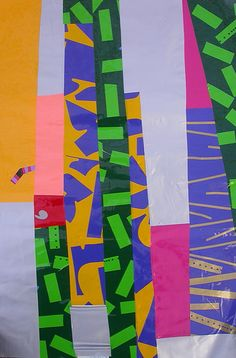 Funny Quilt: Painting by Rebecca Stees , fun@artyowza.com