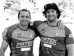 Nathan Hindmarsh & Luke Burt, Parramatta Eels & NRL legends!