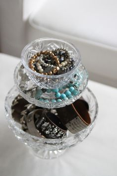 jewelry storage ideas » simple thoughts from Paige Knudsen Photography