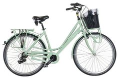 Dámské retro kolo Cossack Livorno 6, zelené Bicycle, Retro, Vehicles, Bike, Bicycle Kick, Bicycles, Car, Retro Illustration, Vehicle