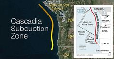 BIG ONE COMING? 7.1 Magnitude Earthquake strikes Mexico and Destabilizes Entire Cascadia Subduction Zone-California Urges Residents to Prepare