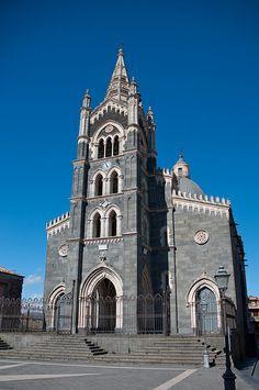 Basilica di Santa Maria, Randazzo Sicilia   #TuscanyAgriturismoGiratola