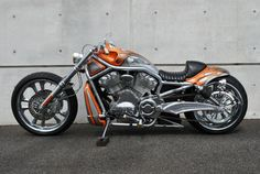 Best classic cars and more! Harley Davidson Custom Bike, Harley Davidson Fatboy, Harley Davidson Motorcycles, Custom Street Bikes, Custom Bikes, V Rod Custom, Harley V Rod, Harley Davison, Best Classic Cars