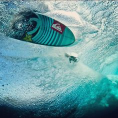 Make this weekend anything but ordinary. Photo: @nate_smith_photo #QuikSurf @rycraike_fishoutofwater