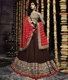 UPTO 12% OFF & Extra Rs. 250 Discount #Coupon On Designer #LehengaCholi Collection. Free Shipping. Check more collection at: - http://www.shoppers99.com/lehenga_choli/designer_lehenga_choli_collection