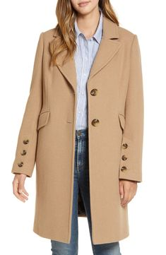 Nordstrom Anniversary Sale, Cute Casual Outfits, Stylish Outfits, Wool Coat, Star Fashion, Coats For Women, Stylish Clothes For Women, Wool Blend, Autumn Fashion