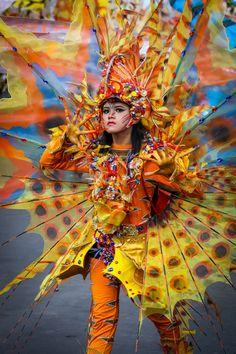 Jember Fashion Carnaval - Lion Fish Theme