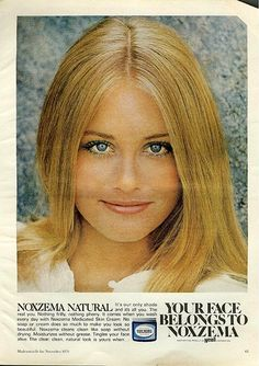 Beauty Ads from the Seventies | POPSUGAR Beauty
