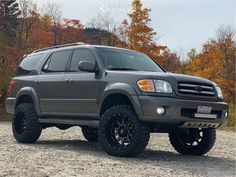 Toyota Sequioa, Tyre Fitting, Toyota Tundra, Wheels And Tires, My Ride, The Outsiders, Cars, Gallery, Offroad