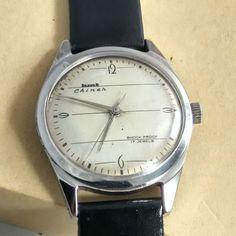 HMT Chinar Mechanical 17 Jewels Men's wristwatch Vintage Collectible   eBay