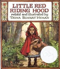 Little Red Riding Hood retold and illustrated by Trina Schart Hyman. Oohh... this one is atmospheric. Picture book.