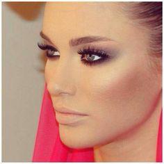 Make Up / Beauty The Hottest Makeup Trends For Fall 2014 – Fashion Style Magazine - Page 10 Gorgeous Makeup, Pretty Makeup, Love Makeup, Makeup Looks, Perfect Makeup, Amazing Makeup, Romantic Makeup, Full Makeup, Fresh Makeup