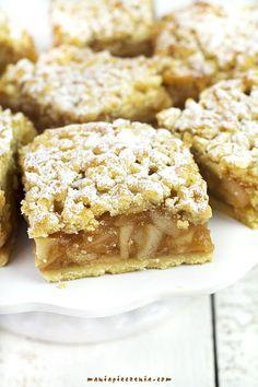 Polish Desserts, Polish Recipes, Sweet Desserts, Delicious Desserts, Dessert Recipes, Fall Recipes, Sweet Recipes, Best Salmon Recipe, Beautiful Desserts