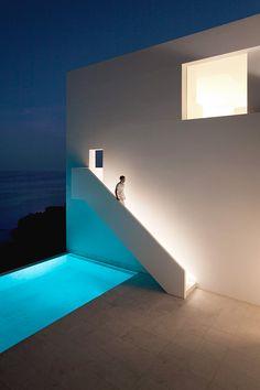 Fran Silvestre Arquitectos | casa del acantilado CALPE ALICANTE