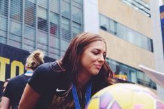 Alex Morgan #myidol