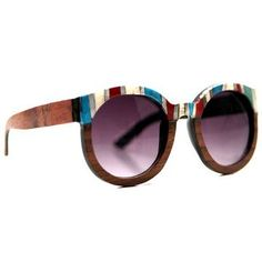 0b339313a72e75 tumbleweeds striped~ Lunette Bois, Lunettes Solaires, Accoutrement,  Quincaillerie, Chaussure, Coiffures