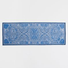 BLUE PAISLEY RUG - Last week - New Arrivals | Zara Home Sweden 519 kr
