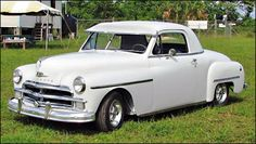 1950 Plymouth Business Coupe Maintenance/restoration of old/vintage vehicles: the material for new cogs/casters/gears/pads could be cast polyamide which I (Cast polyamide) can produce. My contact: tatjana.alic@windowslive.com