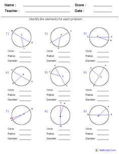 1000+ images about Math Circles/Circumference on Pinterest | Pi ...