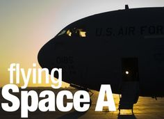 Did you know military families and veterans can fly for free on Space A flights?