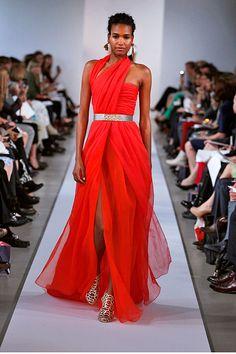 OSCAR DE LA RENTA Resort 2013 Fashion Week Photos 618762
