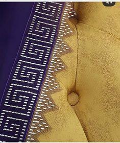 Hand Embroidery, Zip Around Wallet