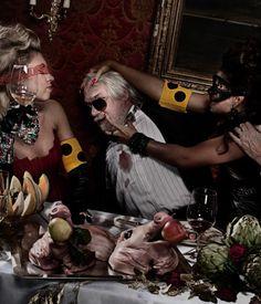 Stuttgart - London: Deniz Saylan - People & Lifestyle Photography Spotlight Feb 2011 magazine - Production Paradise