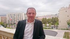 François Padrona, l'homme qui a amené Leclerc en Corse promet de devenir le cauchemar de Corsica Ferries. Photo LM