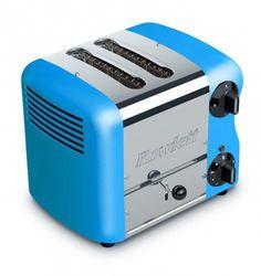 Rowlett Rutland Esprit 2 Slice Blue Toaster