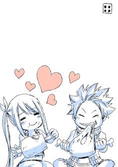 Nalu is love. Nalu is life. Fairy Tail Nalu, Fairy Tail Ships, Fairytail, Gruvia, Fairy Tail Couples, Otaku, Noragami, Anime Chibi, Anime Manga