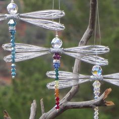Suncatcher Dragonfly Birthstones & 28 More by windyscreations