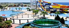 Aqua Park - There is a great family Water Park on the outskirts of town, easily accessible by the local Dolmus service. It really is a great day out for all the family to enjoy.