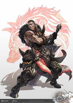 Character from Raiderz.
