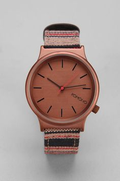 KOMONO Wizard Dockside Watch #urbanoutfitters