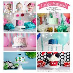 Rachael Cook Photography Idaho Falls Newborn and Child Photographer Cake Smash Session