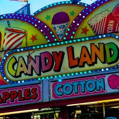 Candy Land. ❣Julianne McPeters❣