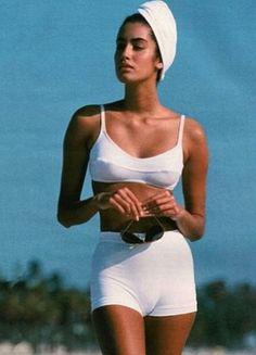 Yasmeen Ghauri photo 201 of 217 pics, wallpaper - photo - Claudia Schiffer, 90s Fashion, Fashion Models, Female Fashion, 1990 Style, Bamba Swim, Klum, Garance, 90s Models