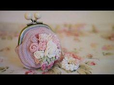 Marvelous Crochet A Shell Stitch Purse Bag Ideas. Wonderful Crochet A Shell Stitch Purse Bag Ideas. Love Crochet, Crochet Gifts, Crochet Lace, Crochet Coin Purse, Crochet Purses, Crochet Angel Pattern, Crochet Patterns, Pikachu Crochet, Crochet Shell Stitch