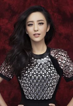 Women In China, Good Looking Women, Chinese Actress, Pretty Woman, Pretty Girls, Beauty Photography, Pretty Face, Asian Woman, Pretty People