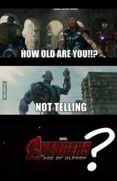 Age of Ultron: Literally  #nottelling / http://saltlakecomiccon.com/slcc-2015-tickets/?cc=Pinterest