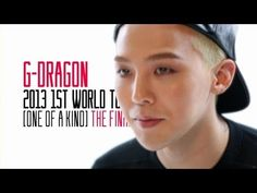 ▶ G-DRAGON 2013 1ST WORLD TOUR [ONE OF A KIND] THE FINAL