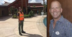 Disney's Kyle Barnes was art director of Trader Sam's Grog Grotto at Disney World and Trader Sam's Enchanted Tiki Bar at Disneyland. He also oversaw the 2015 refurbishment of Disney's Polynesian Village Resort in Orlando. (Contributed photos)