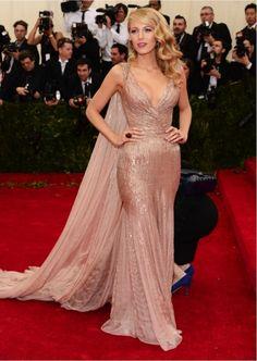 Baile do Met 2014: Blake Lively | Fashionismo | Thereza Chammas