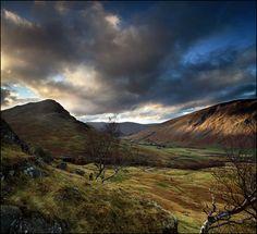 Creag nan Eildeag~Glenlyon, Scotland