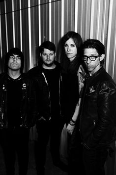 ~ Against Me! ~ Tour with the band Against Me! or even just meet them!