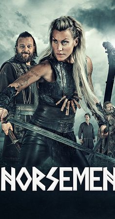 Norsemen (2016) - Comedy. The residents of an 8th-century Viking village experience political rivalry, social change and innovations that upend their culture and way of life.