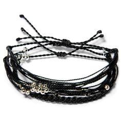 Black Night Set  - Weltfreund Armbänder