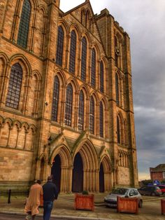 #Ripon #cathedral #yorkshire #architecture #history