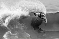 Sweet cut back Shore Break, Snow Board, Sun Bum, Windy Day, Big Waves, Kite, Snowboarding, Summer Fun, Surfing